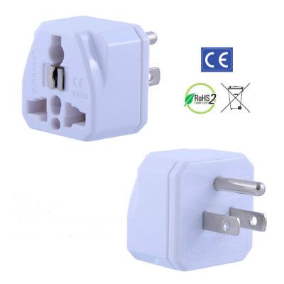 White TruAmp Plug Adapters