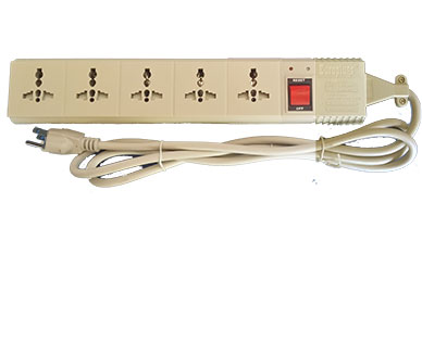 Fix-Cord Power Strip